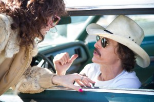 "Matthew McConaughey has  just been announced as a Best Actor nominee for the Oscar because of his performance in ""Dallas Buyers Club"""
