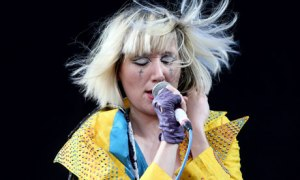Karen O of the Yeah  Yeah Yeahs