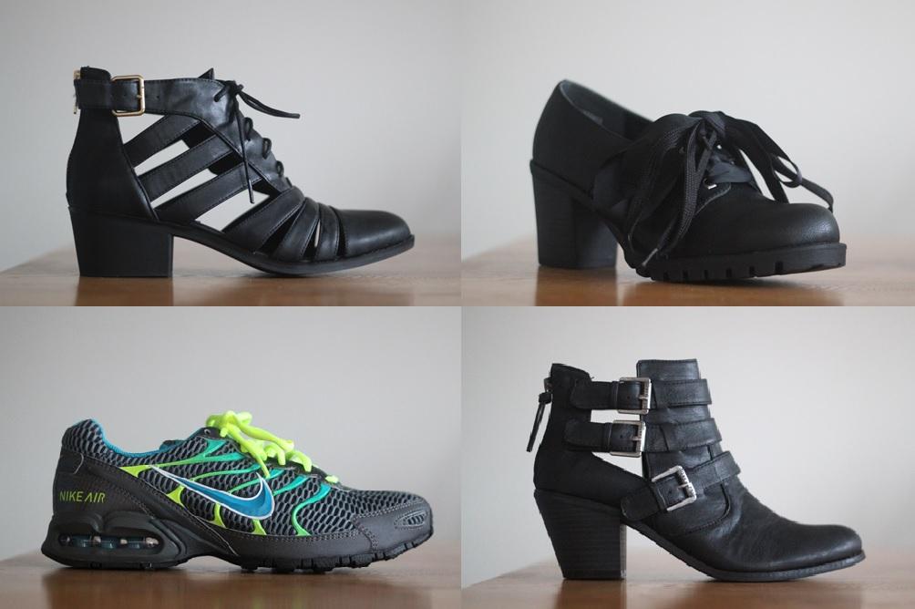 Rack Room Shoes and DSW haul | Kristin Lockhart: kristinlockhart.com/2014/02/02/rack-room-shoes-and-dsw-haul
